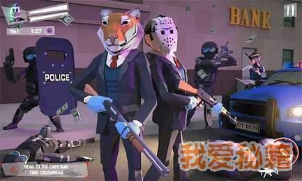 洛杉磯銀行搶劫圖2