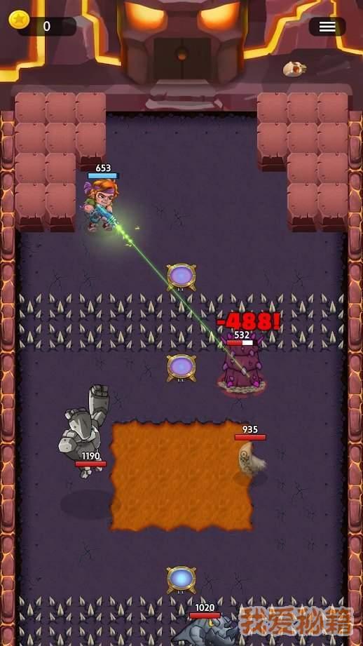 怪物戰士冒險圖2