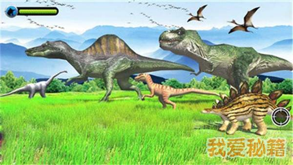 救援恐龙3D乐园最新版图2