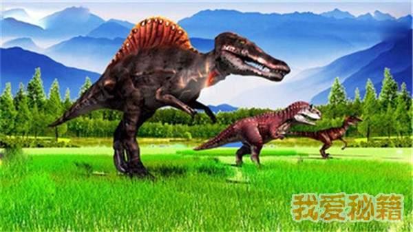 救援恐龙3D乐园最新版图3