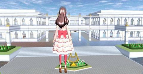 樱花校园模拟器洛丽塔版本