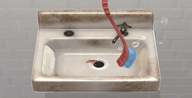 抖音上打扫卫生的游戏