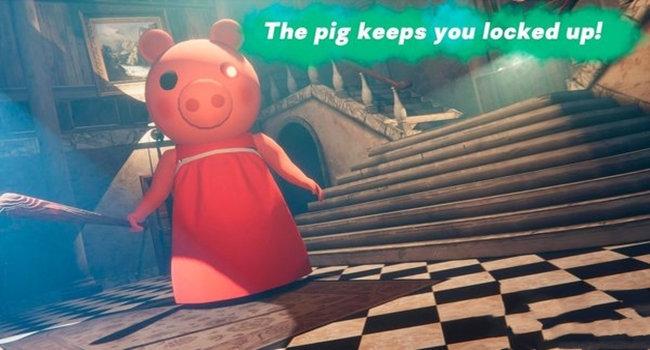 恐怖小猪系列恐怖游戏