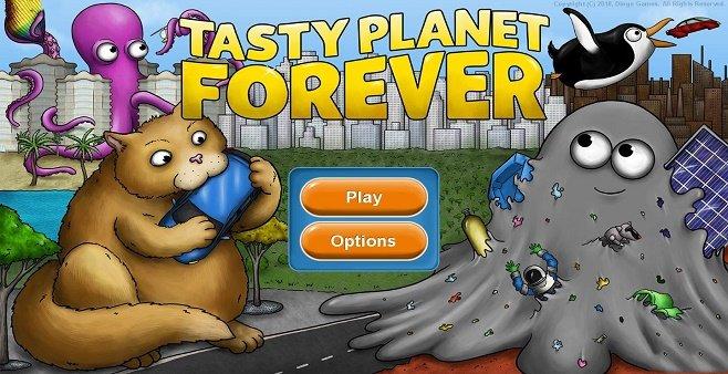 美味星球系列游戏大全