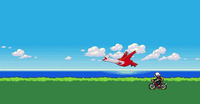 像素风格的红包版游戏