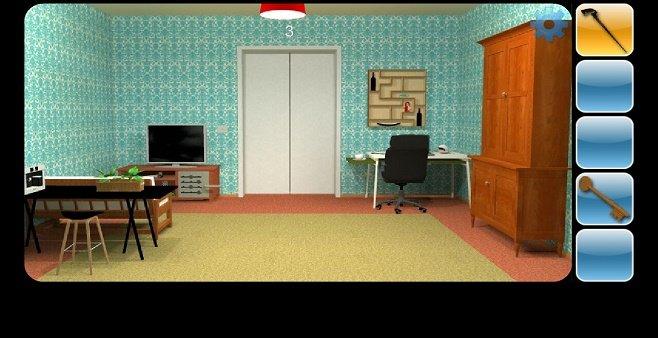 不恐怖的密室逃脱游戏推荐