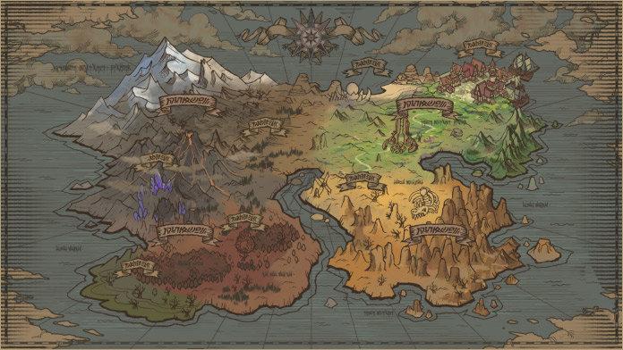 DNF永恒大陆在哪里以及进入方法分享[多图]