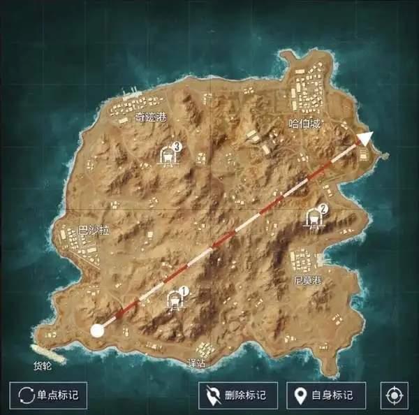 黄金岛全新地图玩法
