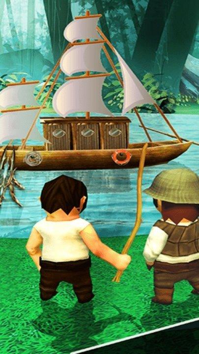 孤岛求生最后的岛屿最新版图2