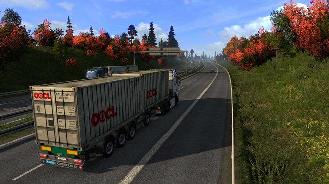 欧洲卡车模拟器手机版游戏大全