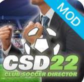 足球俱乐部经理2022修改破解版