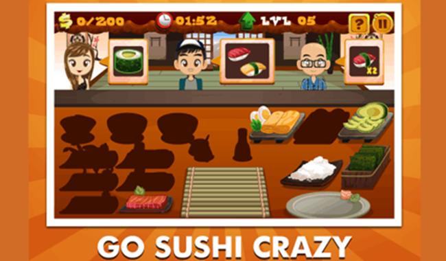 美味寿司店破解版大全