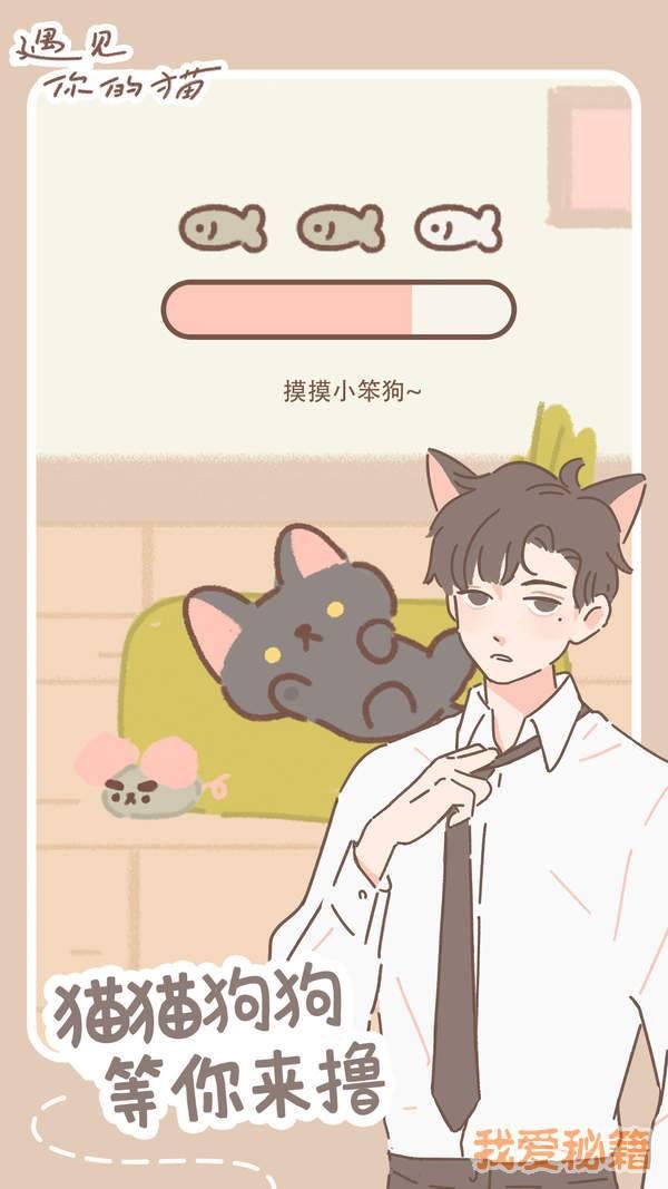 遇见你的猫破解版无限金币爱心图3