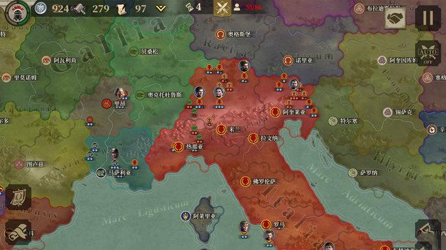 帝国军团罗马破解版本