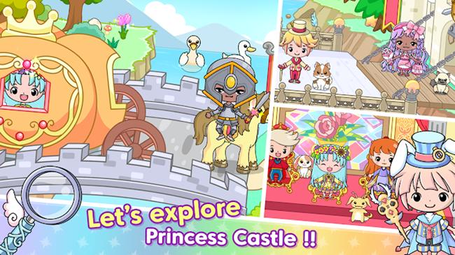 吉彼公主城堡游戏版本大全