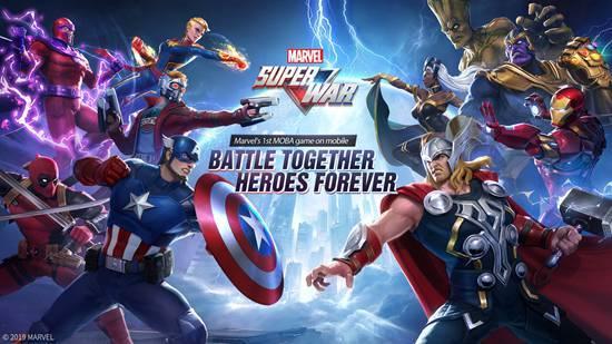 漫威超级战争新手必看攻略:邀请码、最强英雄排行选择推荐