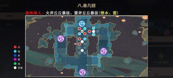 原神机关棋谭15