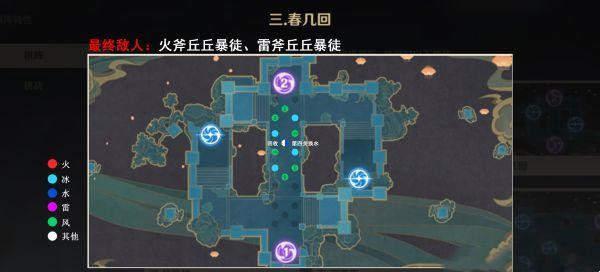 原神机关棋谭4