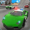 市警察驾驶汽车模拟器