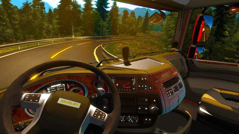 超级真实的模拟驾驶手游