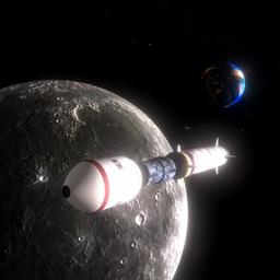 航天火箭探测模拟器中文版2021